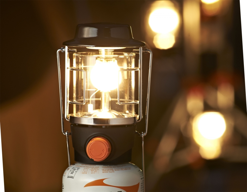 Фото 3 - Газовая лампа Kovea Galaxy Gentleman KGL-1403