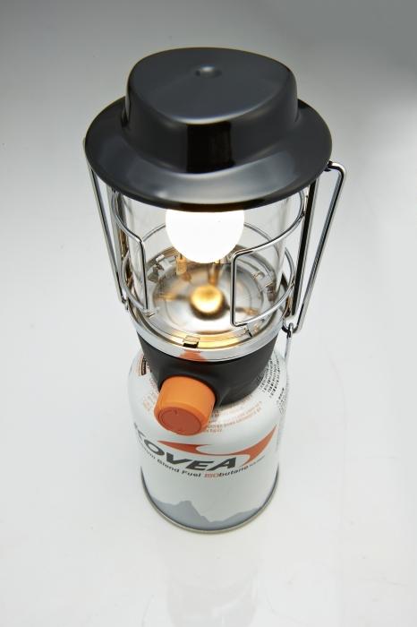 Фото 4 - Газовая лампа Kovea Galaxy Gentleman KGL-1403