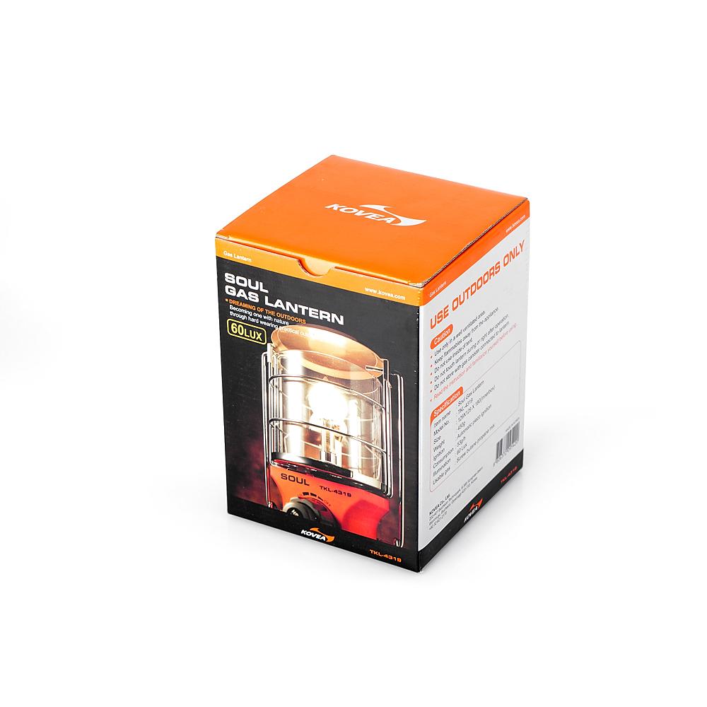 Фото 4 - Газовая лампа Kovea Soul Gas Lantern TKL-4319