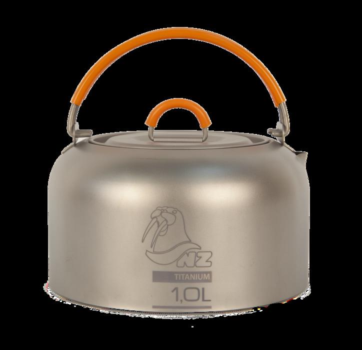 Чайник заварочный 1000 мл NZ Ti Kettle 1000 ml фото