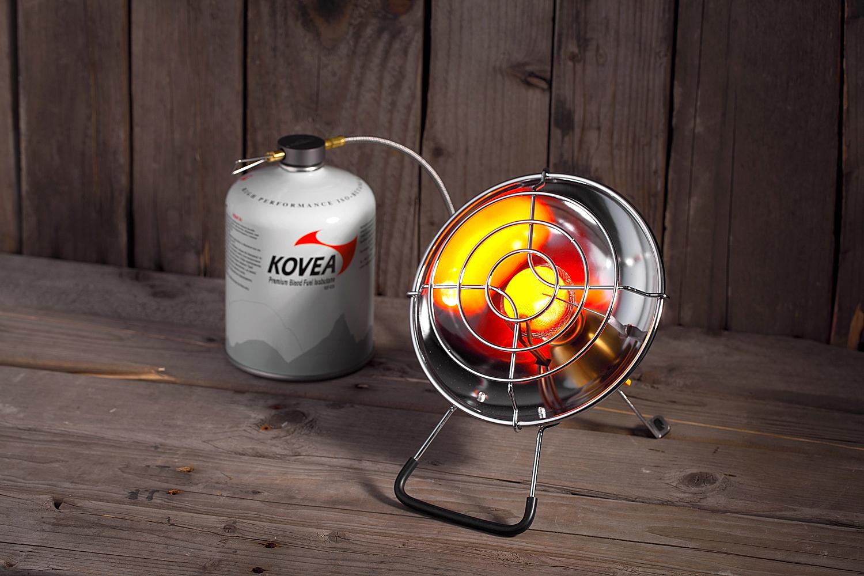 Фото 7 - Газовый обогреватель Kovea Fire Ball KH-0710