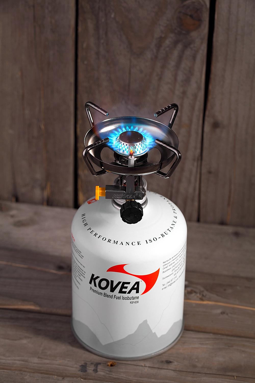 Фото 8 - Газовая горелка Kovea Scorpion Stove KB-0410