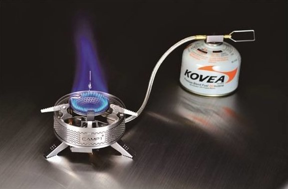Фото 4 - Газовая горелка Kovea Camp1+ KGB-1608