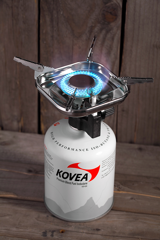 Фото 8 - Газовая горелка Kovea Vulcan Stove TKB-8901